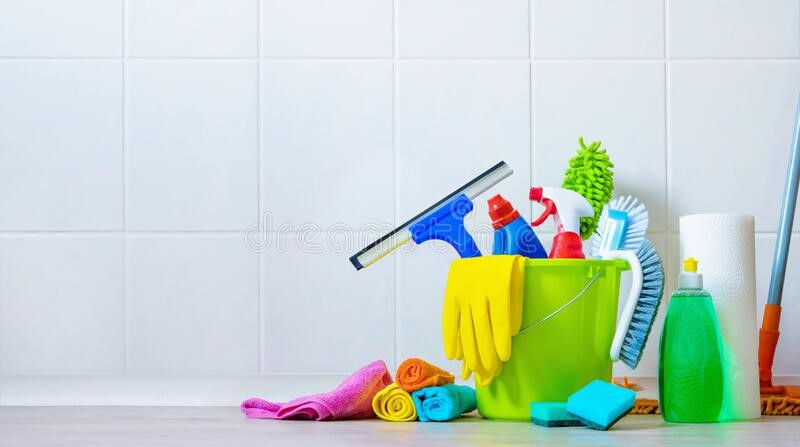 cleaning supplies for office Abu Dhabi